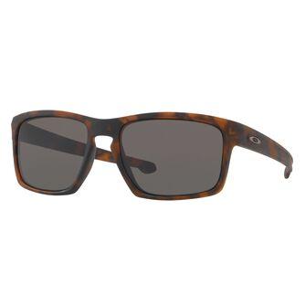 Sliver Gray - Matte Brown Tortoise solbriller