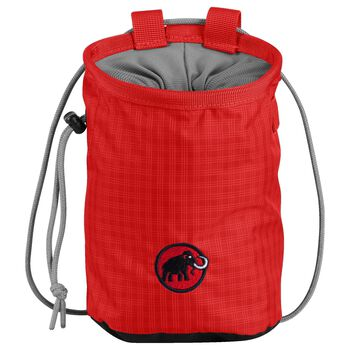 MAMMUT Basic kalkpose Rød