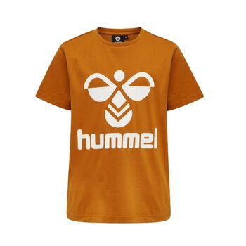 Hummel Tres S/S t-skjorte barn/junior Oransje