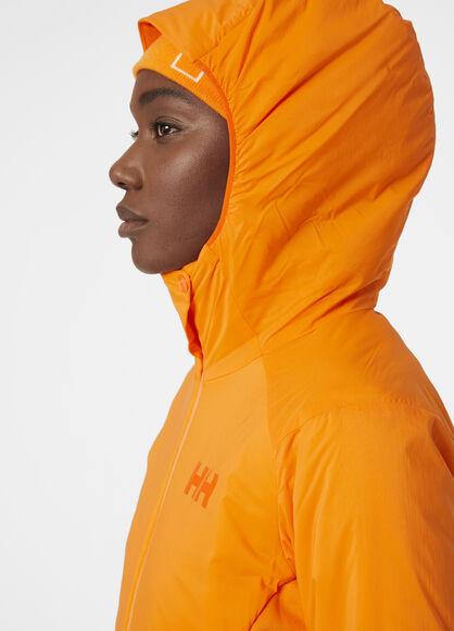 Odin Stretch Hooded Insulator jakke dame