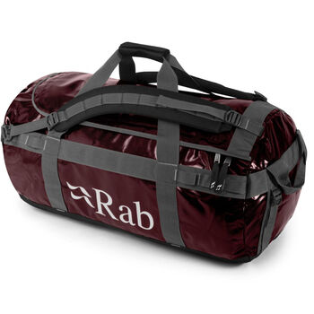 Rab Expedition Kitbag 80 L duffelbag Rød