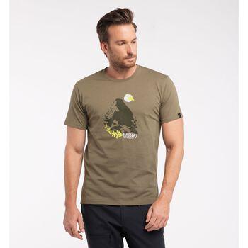 Haglöfs Camp t-skjorte herre Grønn
