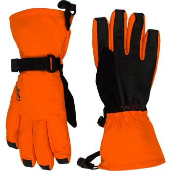 Bula Whiteout Gloves skihansker barn/junior Oransje