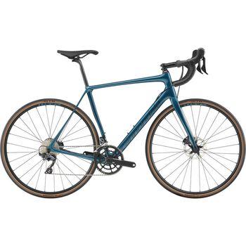 Cannondale Synapse Carbon Disc SE Ultegra landeveisykkel Herre Blå
