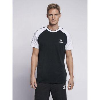 Hummel Hml Mark t-shirt S/S t-skjorte herre Svart
