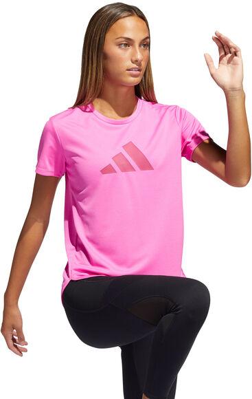 Badge of Sport t-skjorte dame