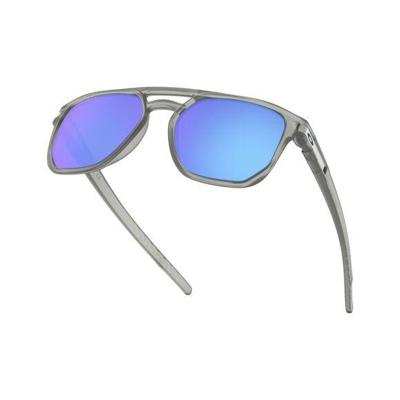 Latch Beta Prizm™ Sapphire Polarized - Matte Grey Ink solbriller