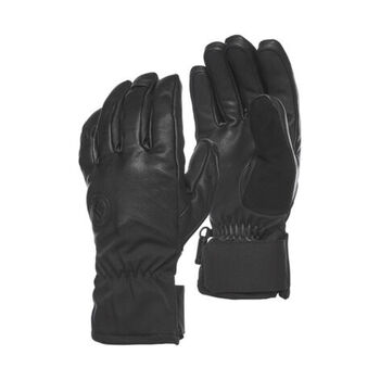 Black Diamond Tour Gloves alpinhanske Herre Grå