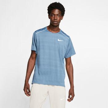 Nike Miler teknisk t-skjorte herre Blå