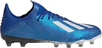adidas X 19.1 fotballsko kunstgress/ gress senior Blå