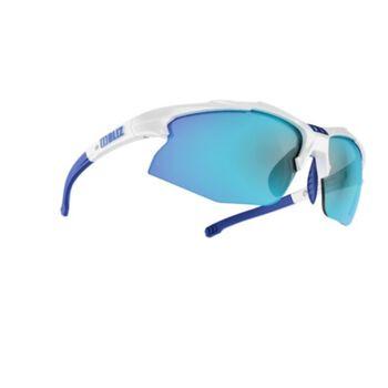 BLIZ Hybrid multisportbrille Herre Blå