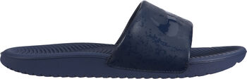 Nike Kawa Slide Sandaler barn/junior Gutt Blå