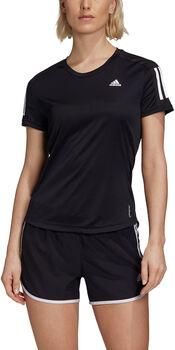 adidas Own the Run teknisk t-skjorte dame Svart
