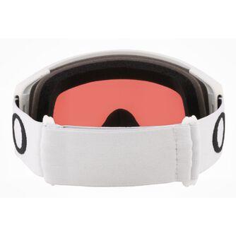 Flight Tracker XL White, Prizm Snow Sapphire Iridium alpinbriller