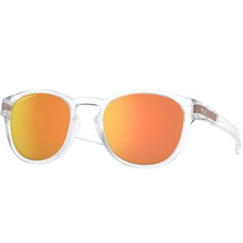 Oakley Latch Prizm™ Rose Gold Polarized - Matte Clear solbriller Herre Gjennomsiktig