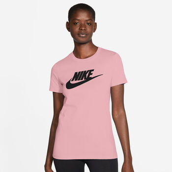 Nike Sportswear t-skjorte dame Rosa