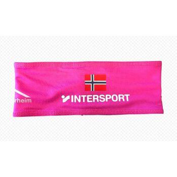 Norheim Intersport pannebånd Herre Rosa