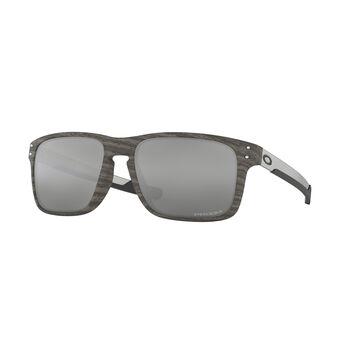 Oakley Holbrook Mix Prizm™ Black - Woodgrain solbriller Grå