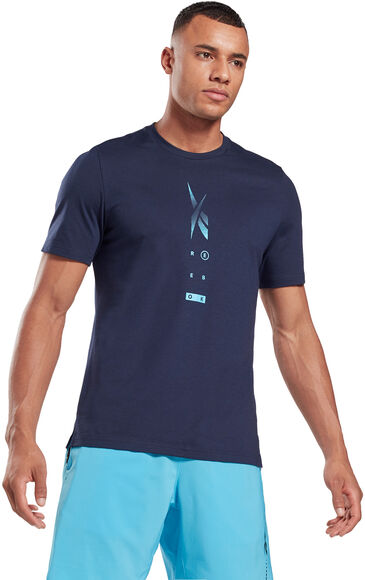 TS Speedwick Graphic Q1 teknisk t-skjorte herre