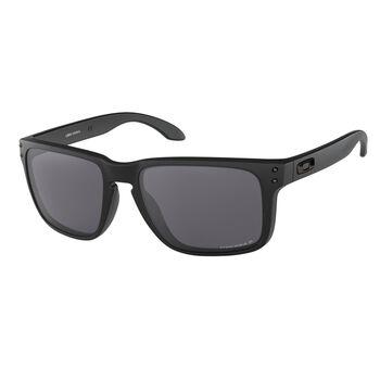 Oakley Holbrook XL Prizm™ Black Polarized - Matte Black solbriller Herre Flerfarvet