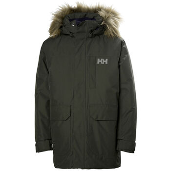 Helly Hansen Felix Parkas Junior Svart