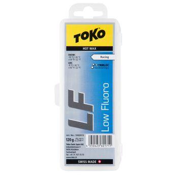 TOKO LF Hot Wax 120 gram rennvoks blå