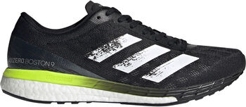 adidas Adizero Boston 9 løpesko herre Svart