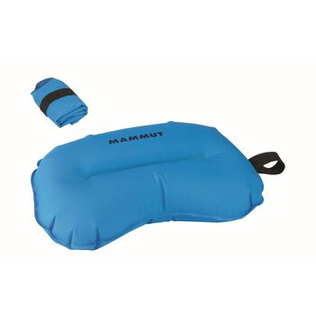 MAMMUT Air Pillow Sovepute Blå
