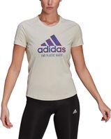 Run for the Oceans Graphic teknisk t-skjorte dame