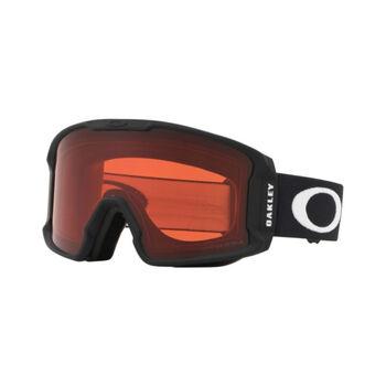 Oakley Line Miner XM Matte Black alpinbriller Herre Oransje