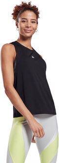 Lightweight Two-in-One Tank Top singlet dame