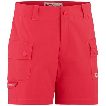 KARI TRAA Mølster shorts Dame Rød