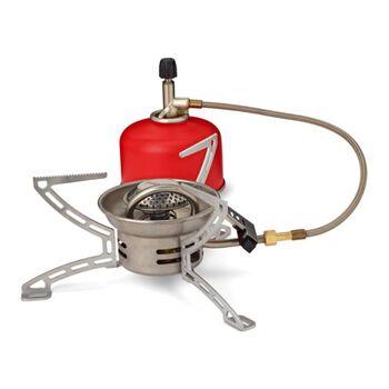 PRIMUS Easyfuel II Piezo gassbrenner Rød