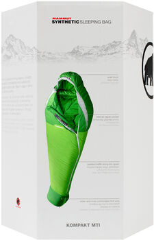 MAMMUT Kompakt MTI 3-Season sovepose Herre Grønn