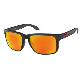Holbrook XL Prizm Ruby Matte Black solbrille