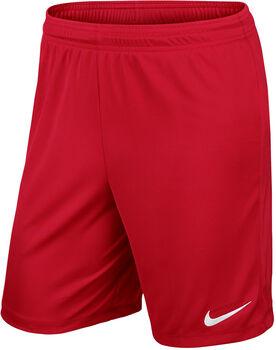 Nike Park II Knit NB treningsshorts junior Gutt Rød