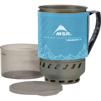 MSR Windburner Accessory Pot 1,8L kjele Grå