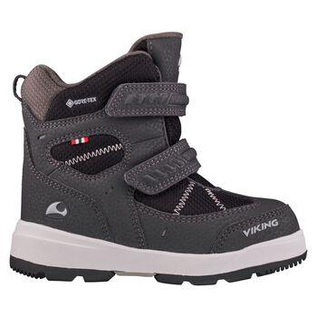 VIKING footwear Toasty II GTX vinterstøvel barn Grå