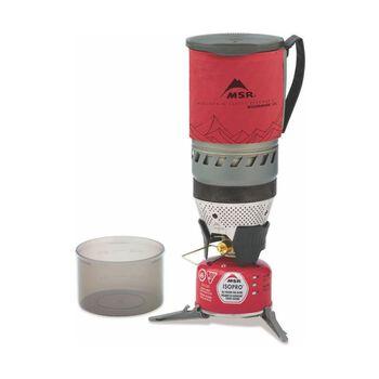 MSR Windburner Personal Stove System brenner/koker Rød
