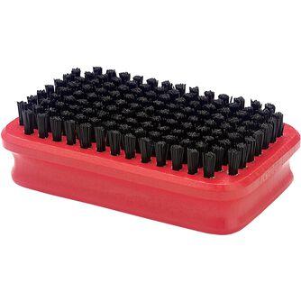 T194B Rectangular Stiff Black børste