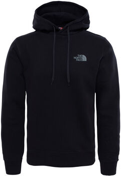 The North Face Seas Drew Peak hettegenser herre Svart