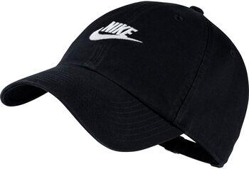 Nike Heritage86 Futura Washed caps Svart