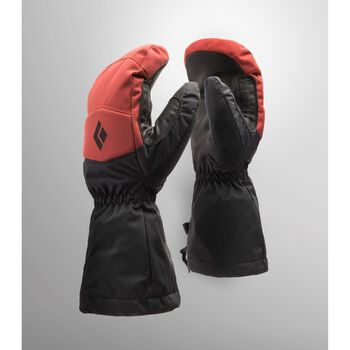Black Diamond Recon Mitts vott Herre Rød