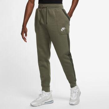 Nike Air fleecebukse herre Grønn