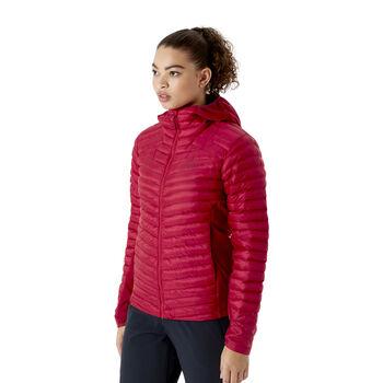 Rab Cirrus Flex 2.0 isolert jakke dame Rød