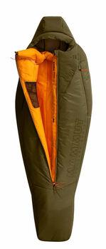 MAMMUT Protect Fiber Bag-18C sovepose Grønn