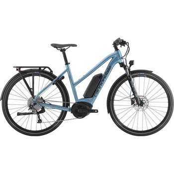 Cannondale Tesoro Neo 2 el-sykkel dame Svart