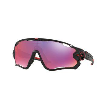 Oakley Jawbreaker Prizm™ Road - Matte Black sportsbriller Herre Rosa