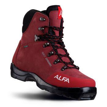 Alfa Kikut Perform GTX fjellskisko dame Rød