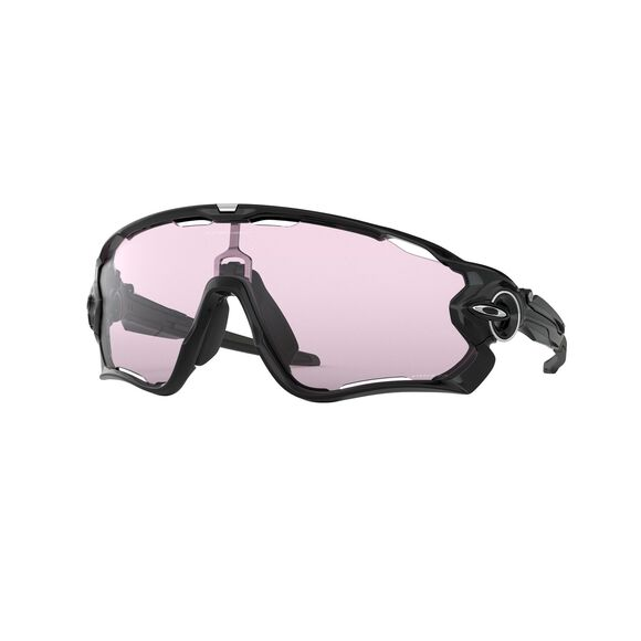 Jawbreaker Prizm™ Low Light - Polished Black sportsbriller